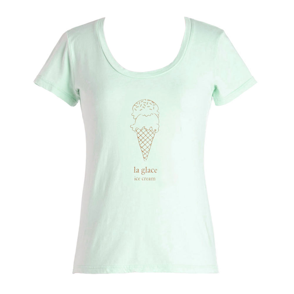 french-flashcard-tshirts/glace-icecream-tshirt.png